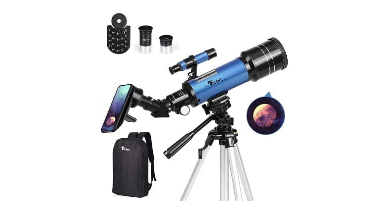 #1 Best Telescopes You Can Buy For Under $200 in 2021 3