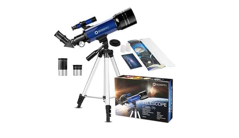 ECOOPRO Telescope For Kids