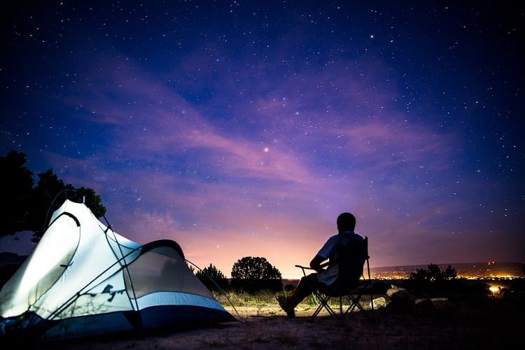How To Prepare For A Night Of Stargazing