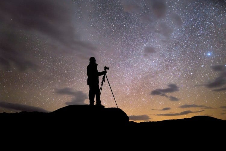 How To Start Your First Astrophotography Session